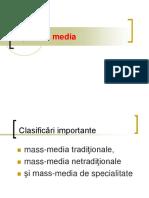 3,2 Tipuri de media