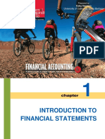 Ch01 Introduction to Financial Statements