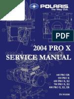 2004 Polaris 800 Pro X SNOWMOBILE Service Repair Manual.pdf