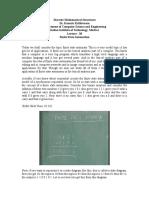Discrete Mathematical Structures Lec_38