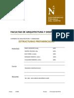 Informe Final Prefabricado