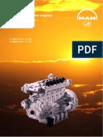 MAN Industrial Gas Engines E 0826 E 302 Service Repair Manual.pdf