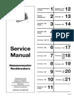 JCB Hammermaster 760 ROCKBREAKERS Service Repair Manual.pdf