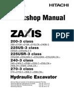 HITACHI ZAXIS 270-3, 270LC-3, 280LC-3, 280LCN-3 EXCAVATOR Service Repair Manual.pdf