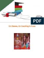 CA Classes ,CA Coaching in Pune.pdf
