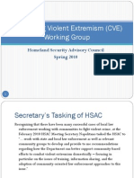 Hsac Cve Working Group Recommendations