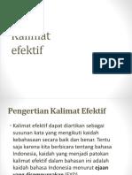 Bahasa Indonesia BAB 6 Semester 2