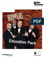 Educational Notes on Bouncers