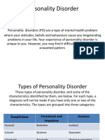 Personality Disorder (1)