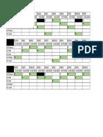 Jadwal Dokter Bulan September