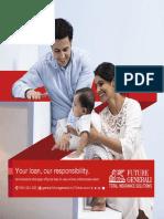 Personal Accidental Cover (Surakshit Loan Bima ) | Future Generali