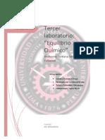 3er Laboratorio de Química 2-Equilibrio Químico y principio de le chatelier.docx