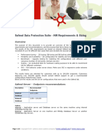 Safend Data Protection Suite - HW Requirements & Sizing