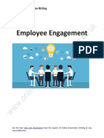 Needs & Wants of Employees in an Organisation