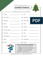 Christmas Scramble2 WMBTD
