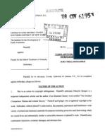 Complaint copyright PETA