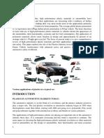 Automobile Project