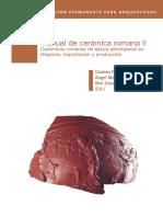 La Ceramica Pintada Meseteña desde Augusto