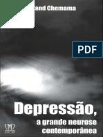 CHEMAMA, R. - Depressão, a grande neurose contemporânea.pdf