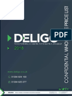 Deligo 2018 Catalogue