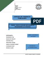 Exposé Finance Publique