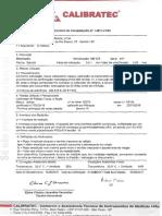 Defleximetro 0 - 1mm MB - 425