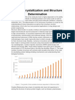 Protein Crystallization and Structure Determination