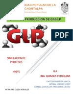 Proyecto de Simulacion- Planta de Gas LP