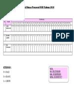 Jadwal Dinas Perawat UGD JUNI2018
