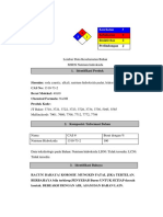 89039300 Material Safety Data Sheet Natrium Hidroksida