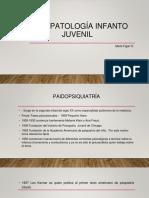Psicopatología Infanto Juvenil Ppt 1
