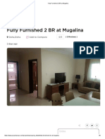 Fully Furnished 2 Bedroom Apartment at Mugalina, Doha