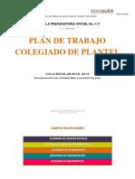 Plan Del Colegiado 2018 Epoem117