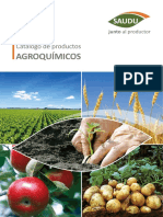 Catálogo de Productos Agroquímicos