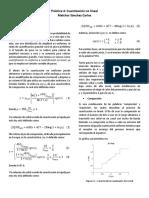 Cuantización no lineal