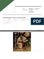 Https Analisis05 Wordpress Com 2017-12-27 Etimologia-claves-Del-pasado
