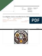 Https Analisis05 Wordpress Com 2017-11-13 La-religion-unica-mundial-De-la-Onu