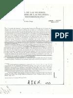 FARGE Arlette - La Hist. de Las Mujeres Cultura y Poder de Las Mujeres