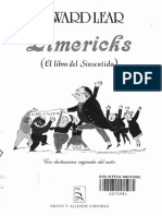 119110989 Limericks El Libro Del Sinsentido de Edward Lear