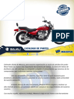 Manual AVENGER220