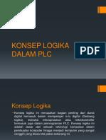 Konsep Logika Dalam Plc