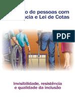 livro-Trabalho Pessoas Deficiencia