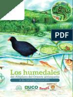 Los Humedales Del Altiplano COMPLETO