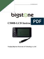 C500B Instructions (1)