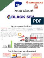 Pompe de Caldura Black Sea Suppliers
