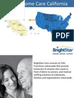 Senior Home Care California
