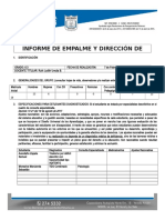 Informe de empalme y dirección de grupo6.3.doc