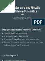 Apresentação Seminarios Projetos I 28-03