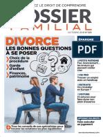 Dossier Familial - Octobre 2018