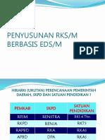 Penyusunan RKS Berbasis EDS